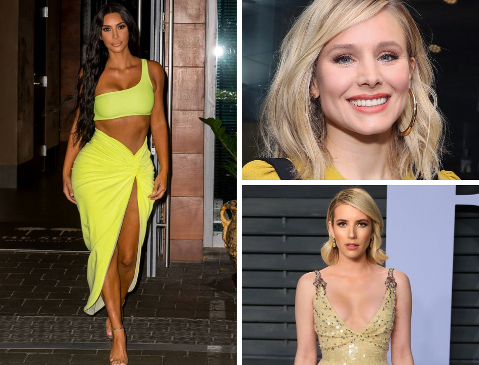 CBD Beauty Products tried by Celebrities