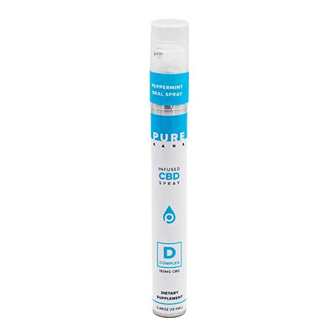 Purekana CBD oral spray